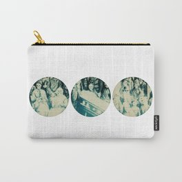 Skeleton Party Tryptic Carry-All Pouch