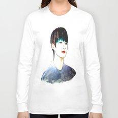bts v fanart  Long Sleeve T-shirt