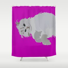 tricia Shower Curtain