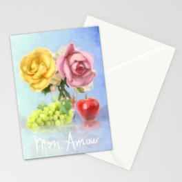 Bouquet Mon Amour Stationery Cards