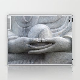 Buddhas Hands Laptop & iPad Skin