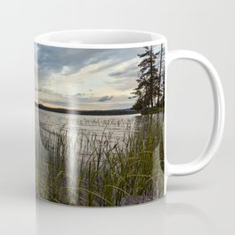 sunset on south bay Coffee Mug