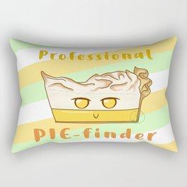 Desserts - call me a PIEfinder Rectangular Pillow