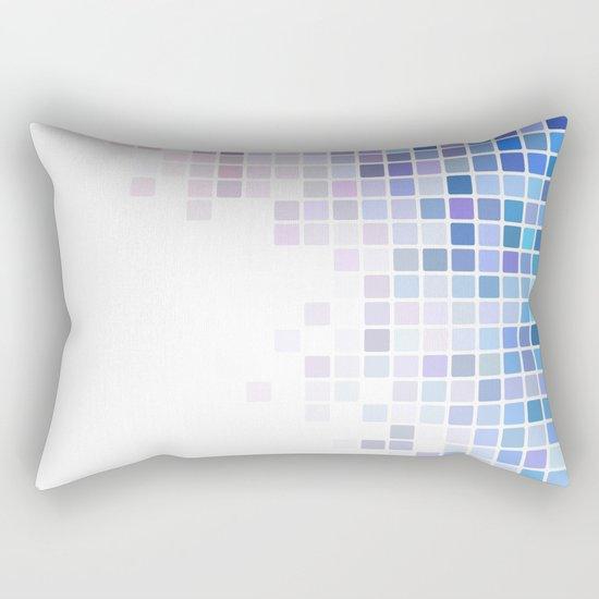 Pretty corner mosaic Rectangular Pillow
