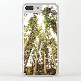 The Canopy Clear iPhone Case