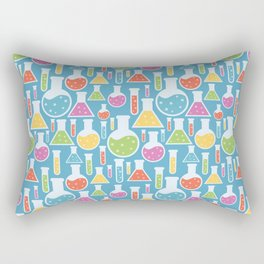 Science Laboratory Rectangular Pillow