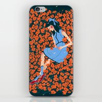 dorothy iPhone & iPod Skins featuring Dorothy by Shaina Anderson