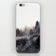 Watercolor abstract landscape 17 iPhone & iPod Skin
