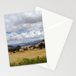 CUSCO SKY Stationery Cards
