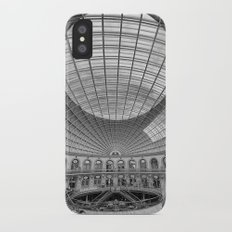 The Corn Exchange Interior In Monochrome Slim Case iPhone X