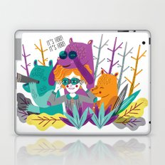Spring is Coming! Laptop & iPad Skin