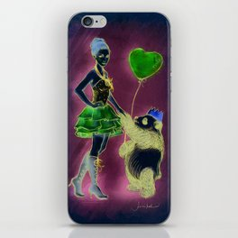 Royal Treatment iPhone Skin