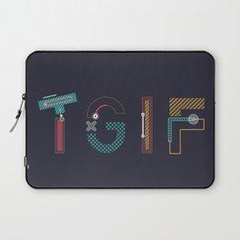 TGIF Laptop Sleeve