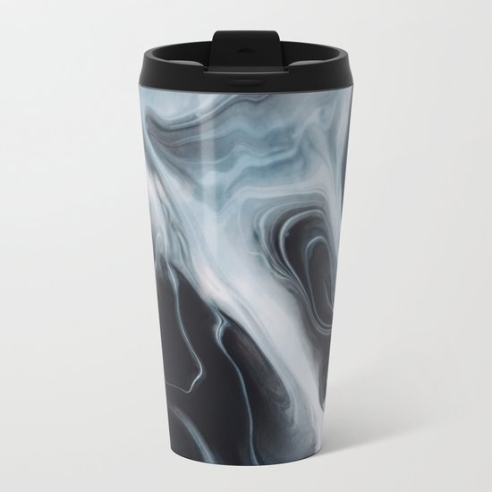 Gravity I Metal Travel Mug