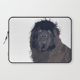 Newfoundland Dog Laptop Sleeve