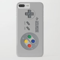 Classic Nintendo Controller iPhone 7 Plus Slim Case