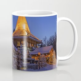 Waiting for Santa. Coffee Mug