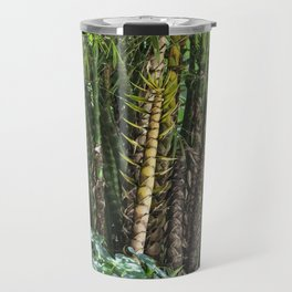 Palm Grove Travel Mug