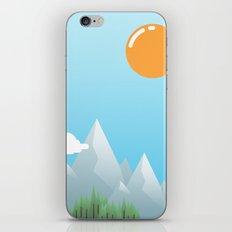 Eat the World iPhone Skin
