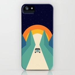 Wonderful Trip iPhone Case
