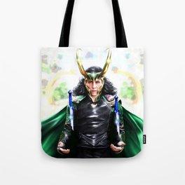 Loki - Ragnarok IV Tote Bag