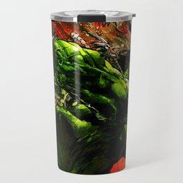 Rampage green full power Travel Mug