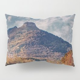 Pilot Mountain Pillow Sham