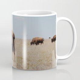 Big Horn Bison Coffee Mug
