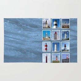 Lighthouses Part I. Rug