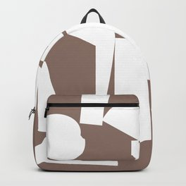Shape study #17 - Inside Out Collection Backpack
