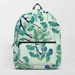 O Ginkgo (in Green) Backpack