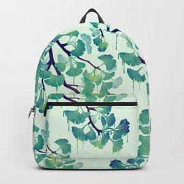 O Ginkgo (in Green) Backpack