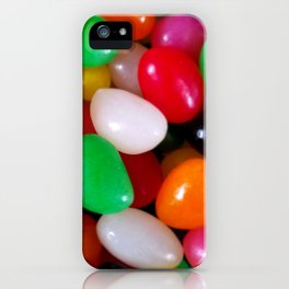 Art of Jelly Beans iPhone Case