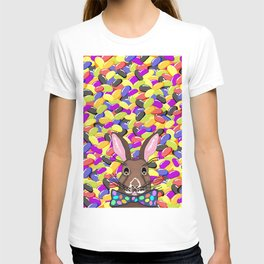 Easter Bunny Jelly Beans - Happy Easter T-shirt