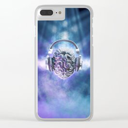 Cognitive Discology Clear iPhone Case