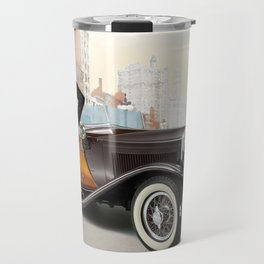 Very beautiful Chicago gangster Travel Mug