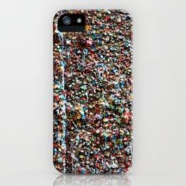 Chewing Gum iPhone Case