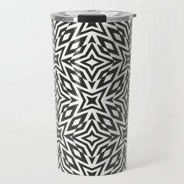 Star flowers pattern Travel Mug