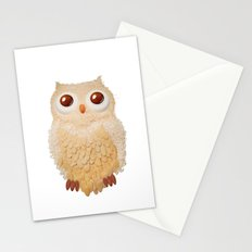 Owl Collage #5 Stationery Cards