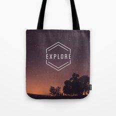 EXPLORE THE WORLD Tote Bag