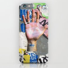 NYC Background 1 iPhone 6s Slim Case