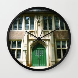 Outer Founders (2) Wall Clock