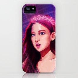 BLACKPINK Rosé iPhone Case