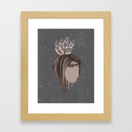 INDIAN Framed Art Print