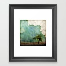 A Tree Apart Framed Art Print