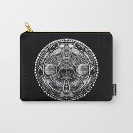 Aztec Darth Space lord iPhone 4 4s 5 5c 6, pillow case, mugs and tshirt Carry-All Pouch
