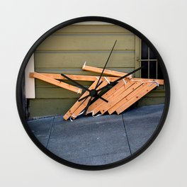 You Name It, It's Yours Wall Clock
