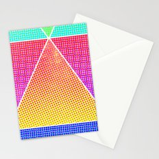 tri-double Stationery Cards