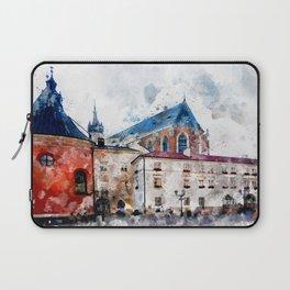 Cracow art 21 #cracow #krakow #city Laptop Sleeve