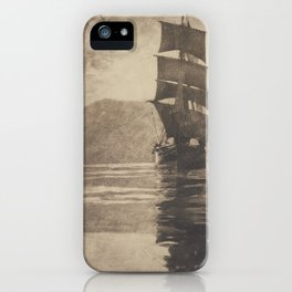 Sicilian Bark iPhone Case